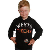 Wests Tigers Youth Zip Hoody0