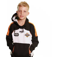 Wests Tigers 2018 Youth Squad Hoody0
