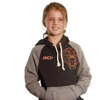Wests Tigers  ISC Youth Geo Fleece Hoody0