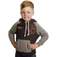 Wests Tigers  ISC Youth Geo Fleece Hoody1