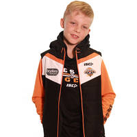 Wests Tigers Youth Padded Vest0