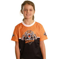 Wests Tigers  Classic Youth S18 Sub Tee1