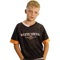 Wests Tigers Classic Youth Star Sub Tee0
