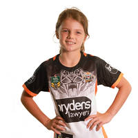 Wests Tigers 2018 Youth Away Jersey1