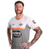 Wests Tigers 2018 Coaches Training Shirt0