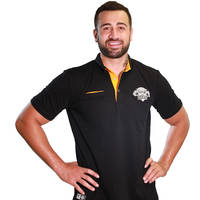 Wests Tigers Classic S18 Knitted Polo0