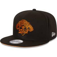Wests Tigers New Era 950 Orange Logo Pop Snapback0