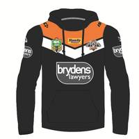 Wests Tigers Jersey Hoody0