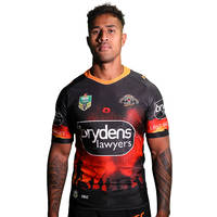 Wests Tigers 2018 ANZAC Round Jersey0