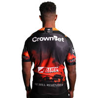 Wests Tigers 2018 ANZAC Round Jersey1