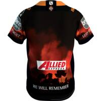 Wests Tigers 2018 Youth ANZAC Round Jersey1