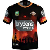 Wests Tigers 2018 ANZAC Round Jersey2