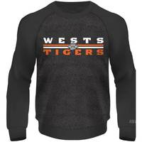 Wests Tigers ISC Youth Crew Fleece1