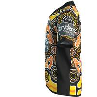 Wests Tigers 2018 Youth Indigenous Jersey4