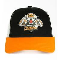 Wests Tigers Kids Trucker Cap2