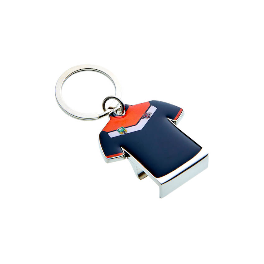 mainWests Tigers Jersey Bottle Opener Keyring0